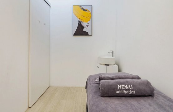 Chin SHR Hair Removal treatment(12 sessions) for 1 person at NewU Aesthetics