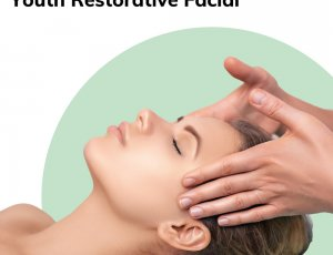 Youth Restorative facial at Amber Beila Raffles place