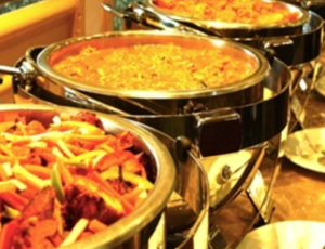North Indian Dinner Buffet for 1 Person at Riverwalk Tandoor Clarke Quay