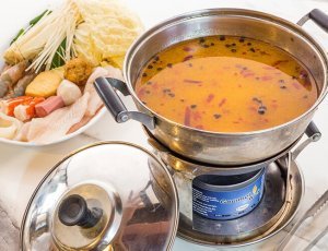 (Mon - Thu) Steamboat set for 1 Person at iSteamboat Chinese Restaurant