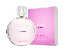 CHANEL CHANCE EAU TENDRE 100ML EDT