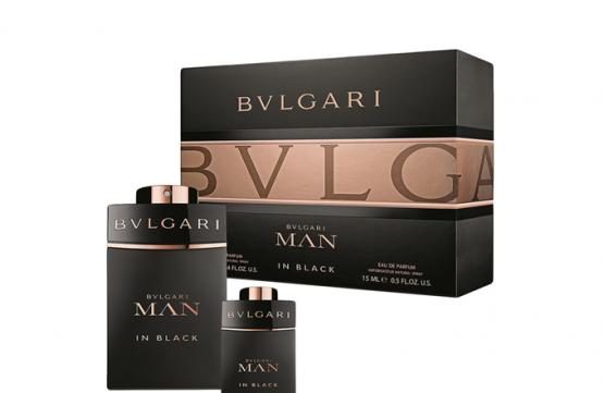BVLGARI MAN IN BLACK 2 PCS GIFT SET
