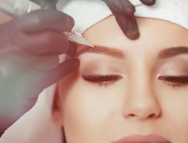 Permanent Eyebrow at Ever Beauty Solution