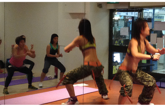 1 Session of 60 Mins Body Sculp Workout at Rasa Fitness & Dance Academy