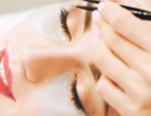 Glamour Beauty: Eyebrow Embroidery, Shaping and Touch-Up for 1 Person (1 Session) at Hougang Mall