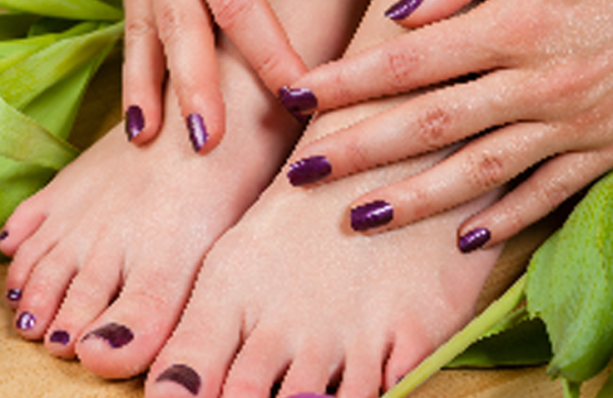 Classic Manicure and Pedicure for 1 Person at Chrysalis Spa AMK Hub