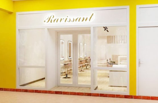 Single Tone Colour + Emulsion Treatment at Ravissant Hair Studio