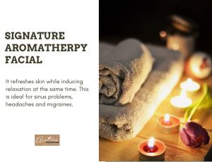 Signature Aromatherapy Facial at Amber Beila 14 Chun Tin