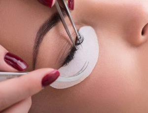 Eyelashes Extension at Ever Beauty Solution