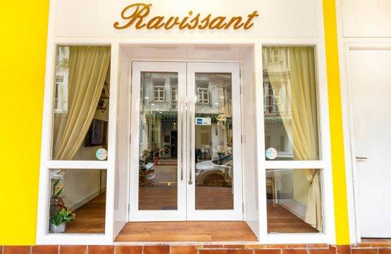 Oway scalp treatment + F.O.C Oway homecare at Ravissant Hair Studio
