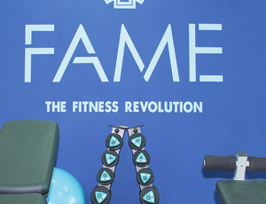 6-Month Gym Membership for 1 Person at Fame.Sg