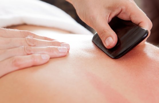 60 minutes 3-in-1 Therapeutic Back Bojin at Ever Beauty Solution