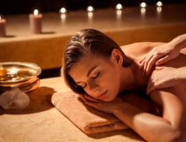 2.5 Hour Spa Indulgence (Face and Body) for 1 Person (1 Session) at Groglo Hair & Beauty Bar