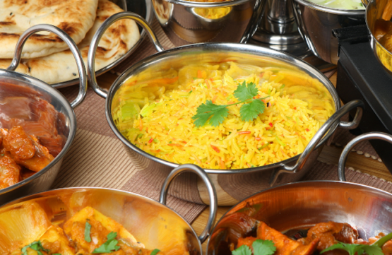 North Indian Lunch Buffet for 1 Person with Masala Tea at Riverwalk Tandoor Clarke Quay