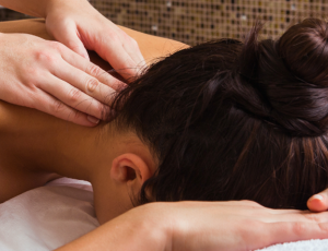 Detox Back Massage, Scrub, Mask at Skin Retreat