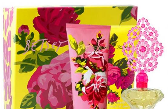 Gift Ideas: Betsey Johnson 3 Pcs Gift Set by Pink City