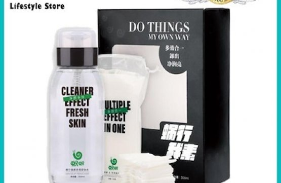 WOUWOU CLEANSING WATER SET