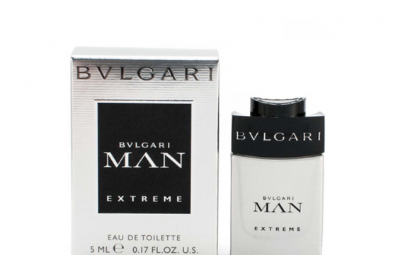 BVLGARI MAN EXTREME 5ML EDT