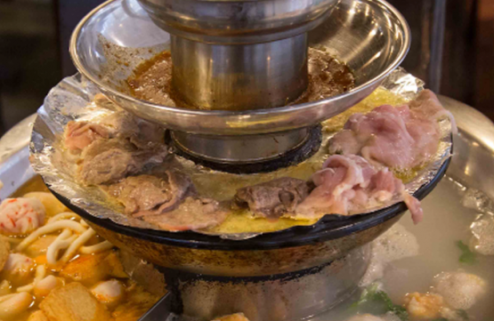 (Fri - Sun, PH, Eve of PH)  4-Tier Pagoda Steamboat Buffet at iSteamboat Chinese Restaurant