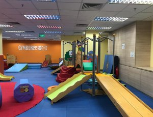 1-Hour PlayGym for 1 Child (10 Sessions)