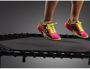 1 Session of 60 Mins Trampoline Fitness Class at Rasa Fitness & Dance Academy