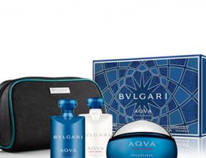 Gift Ideas: Bvlgari Aqva Pour Homme Atlantiqve Gift Set by Pink City
