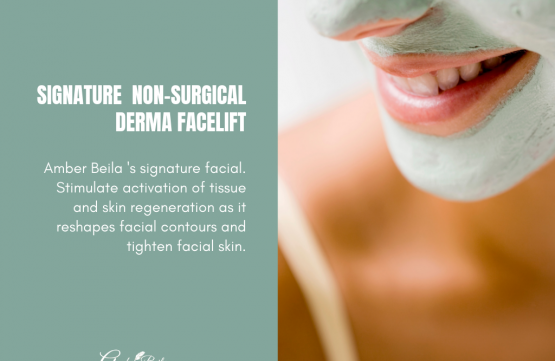 Signature Non-Surgical Derma Facelift at Amber Beila 14 Chun Tin
