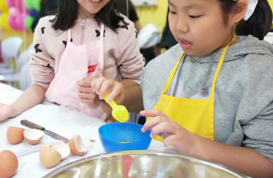 2-Hour Baking Workshop for 1 Child and 1 Adult at Genius R Us