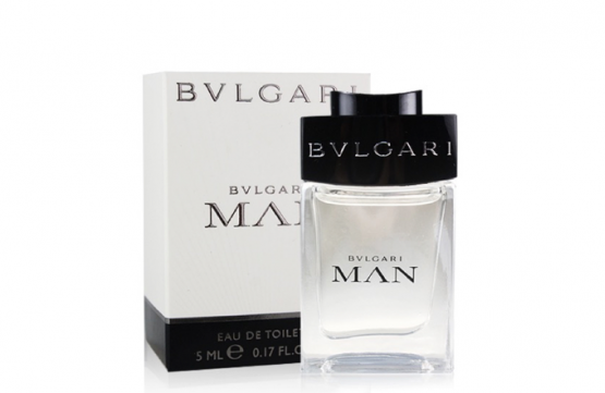 BVLGARI MAN 5ML EDT