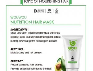 WOWO Hair Care Series❤Shampoo / Hair Mask / Essential Oil