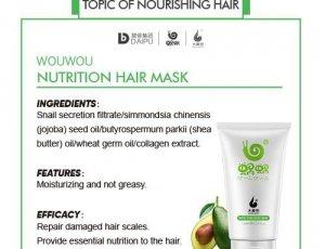 WOWO Hair Care Series❤Shampoo / Hair Mask / Essential Oil