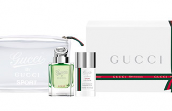 Gift Ideas: Gucci by Sport Pour Homme 3 Pcs Gift Set by Pink City