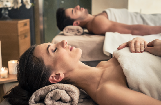 1-Hour Choice of Full Body Massage for 2 People at Facebar N Skin Tanjong Pagar