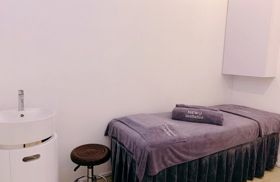 Underarm SHR Laser Hair Removal (12 Sessions) + One (1) Laser Brightening Treatment for 1 Person(Femalel) at NewU Aesthetics