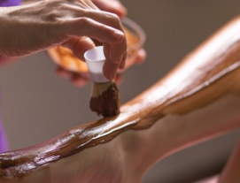 Glamour Beauty: Brazilian Waxing for 1 Person at Singpost Centre