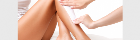 Half-Leg Waxing at Passionate Nails