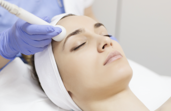 60 Minutes Omega Cool Jet Facial for 1 Person at Skinn Novena