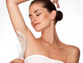 Under Arm Waxing at Ever Beauty Solution