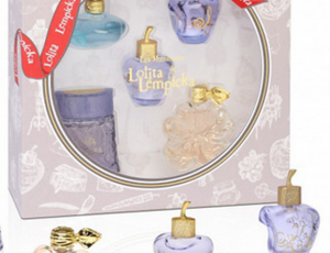 Gift Ideas: Lolita Lempicka Les Miniatures De Lolita Lempicka 5 x 5ml Gift Set by Pink City