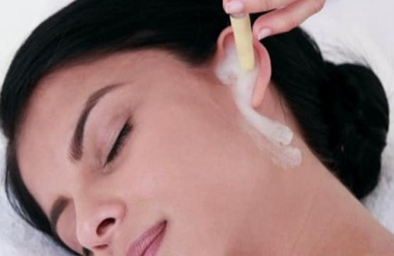 Ear Candling & Lymphatic Massage at Skin Retreat