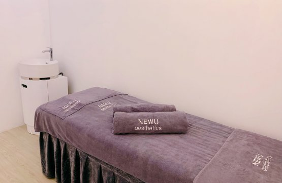 1-Hour Hyaluronic Acid H2O Booster Facial Treatment for 1 Person (2 Session) at NewU Aesthetics