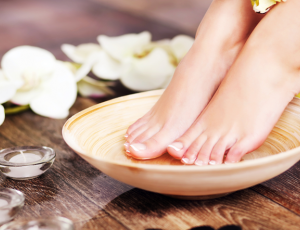 Classic Pedicure at Nails Bar