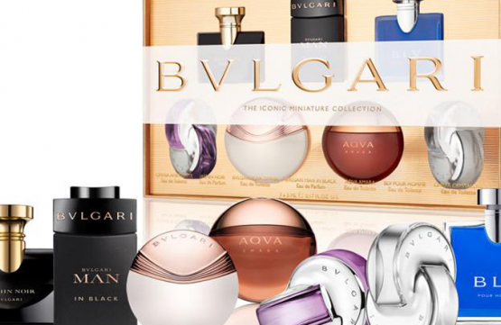 Gift Ideas: Bvlgari The Iconic Minature Collection by Pink City
