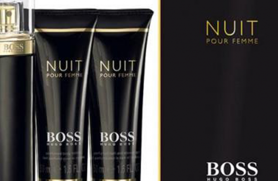 Gift Ideas: Hugo Boss Nuit Pour Femme 3 Pcs Gift Set by Pink City