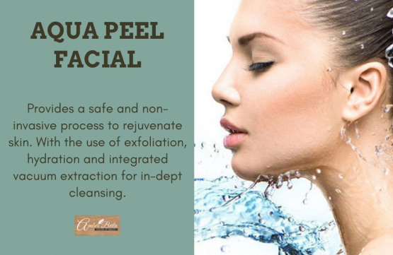 Aqua Peel Facial at Amber Beila 14 Chun Tin