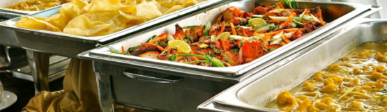 Weekend Dinner Buffet for 1 Person at Riverwalk Tandoor