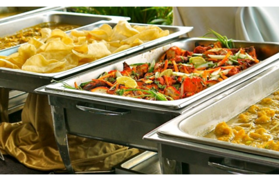 Weekend Dinner Buffet for 1 Person at Riverwalk Tandoor