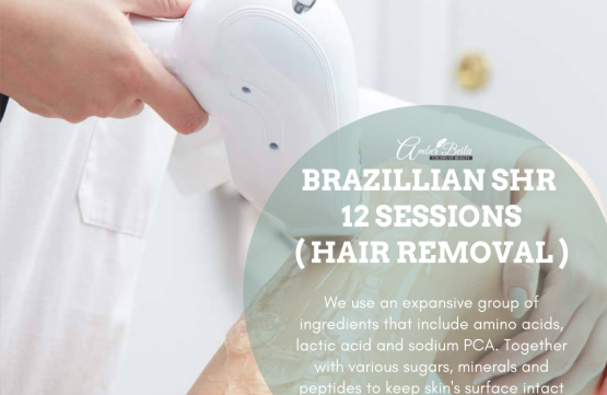 Brazillian SHR ( 12 Sessions ) at Amber Beila Raffles place